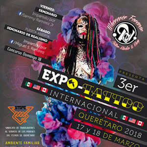 3er EXPO TATTOO