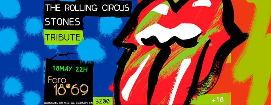 THE ROLLING CIRCUS STONES TRIBUTE